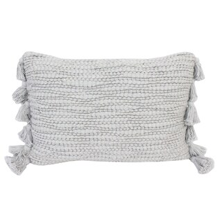 14x20 Harper Tassel Pillow