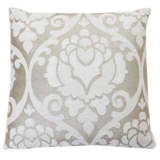 Set of 2 20x20 Grace Chenille Throw Pillows