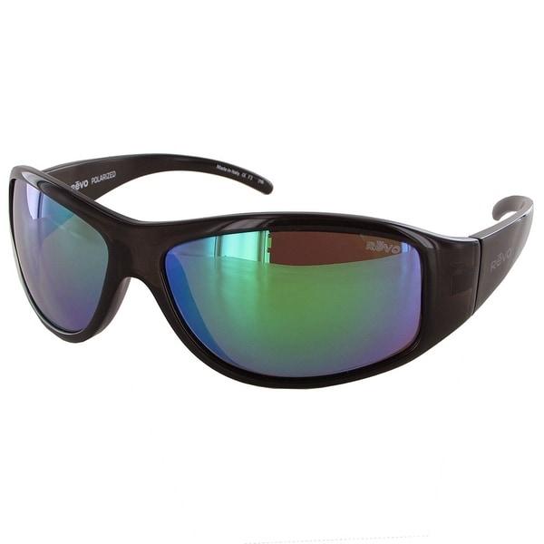 3cd34e5c23 Shop Revo Mens 5014 Tander Wraparound Sunglasses