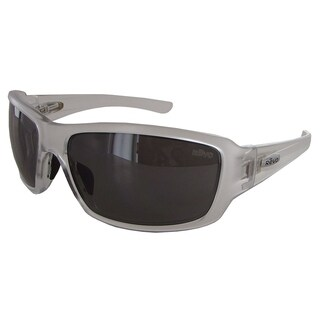 Revo Mens 4057X Bearing Cruze Polarized Sunglasses, Matte Crystal/Graphite