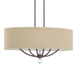 Capital Lighting Taylor Collection 6-light Burnished Bronze Island Fixture