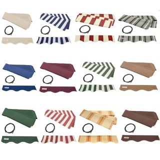 ALEKO Replacement Fabric for Retractable Awning 12x10 Feet