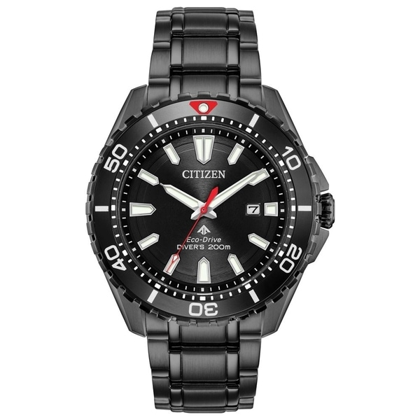 Citizen Men's BN0195-54E Eco-Drive Promaster Diver Watch - N/A