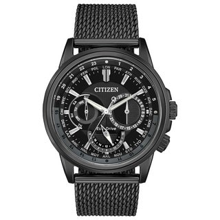 Citizen Men's BU2025-76E Eco-Drive Calendrier Watch