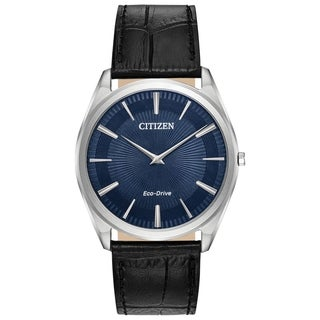 Citizen Men's Eco-Drive Stiletto Watch