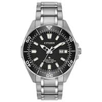 Citizen Men's BN0200-56E Eco-Drive Super Titanium Promaster Diver Watch - N/A