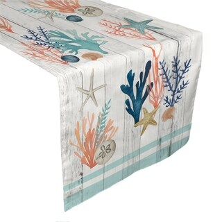 Laural Home Coastal Breeze Table Runner (2 options available)
