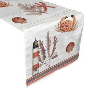 Laural Home Seafood Bake Table Runner (2 options available)