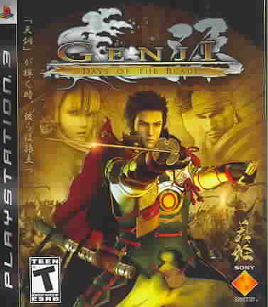 PS3 - Genji: Days of The Blade