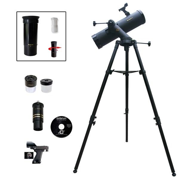 640mm x 102mm Tracker Telescope with Zoom Eyepiece