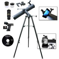 800mm x 80mm Reflector Telescope w/ SmartPhone Adapter
