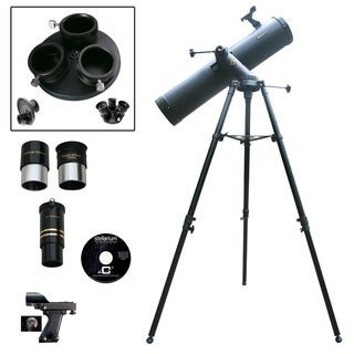 1000mm x 120mm TR Reflector Telescope with MOH