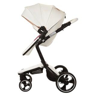 Elite Leatherette Stroller by Ella Baby