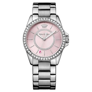 Juicy Couture Laguna Stainless Steel Women's Watch