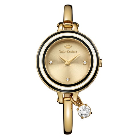 Juicy Couture Melrose Gold Women's Watch
