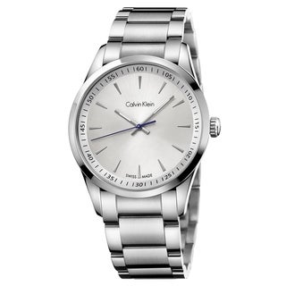Calvin Klein Bold Stainless Steel Men's Watch