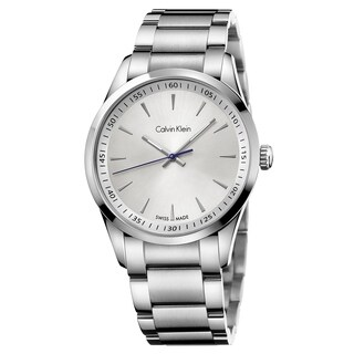 Calvin Klein Bold Stainless Steel Men's Watch