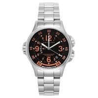 Hamilton Khaki Aviation Stainless Steel Men's Watch