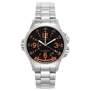 Hamilton Khaki Aviation Stainless Steel Men's Watch