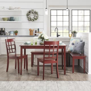 Bench Seating Kitchen Amp Dining Room Sets For Less Overstock