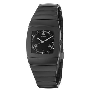 Rado Sintra Black Ceramic Women's Watch