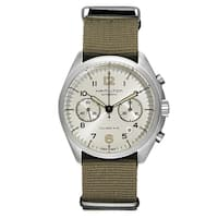 Hamilton Khaki Aviation Fabric and Stainless Steel Men's Watch