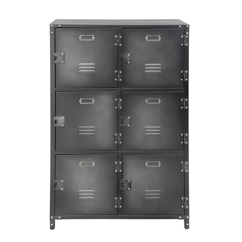 3 Tier Steel Storage Locker