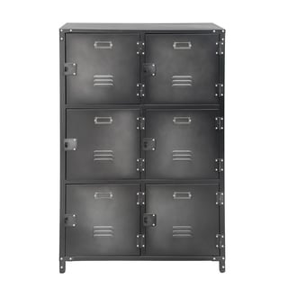 3-Tier Steel Storage Locker