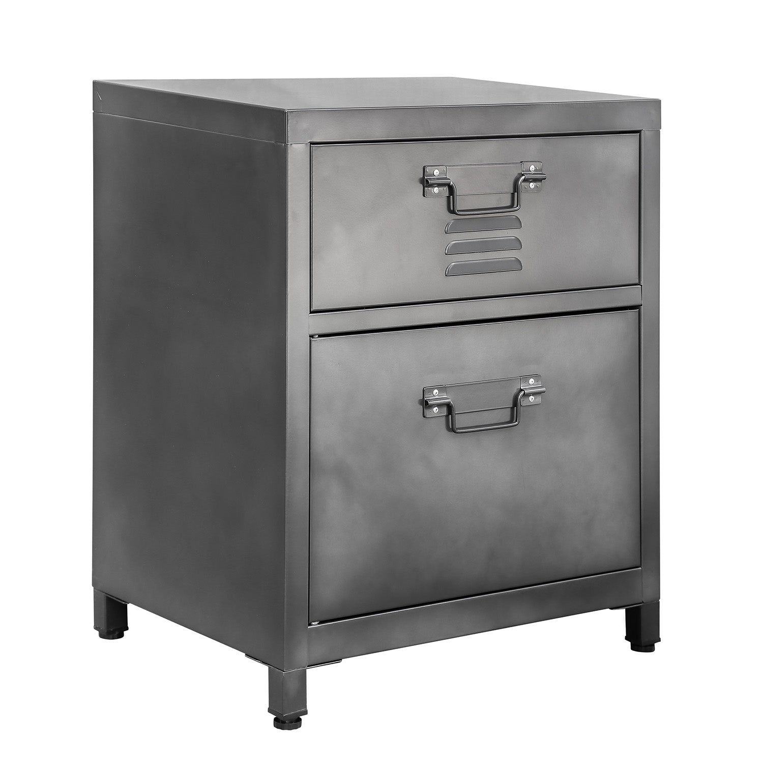 2 Drawer Locker Nightstand Bruin Blog