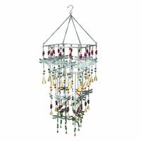 Exquisite Iron Wind Chime, Multicolor