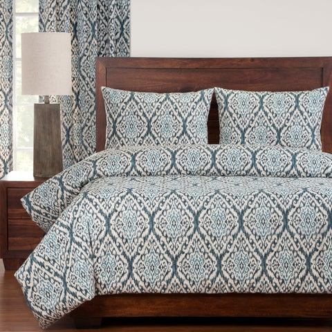PoloGear Rhodes Luxury Duvet Set with Comforter Insert