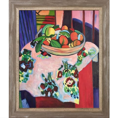 Henri Matisse 'Still Life with Oranges' Hand Painted Oil Reproduction