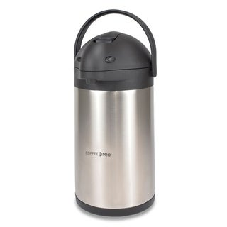 Coffee Pro CPAP35 Airpot - 3.5 Liter Lever Style