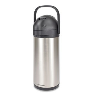 Coffee Pro CPAP30 Airpot - 3.0 Liter Lever Style