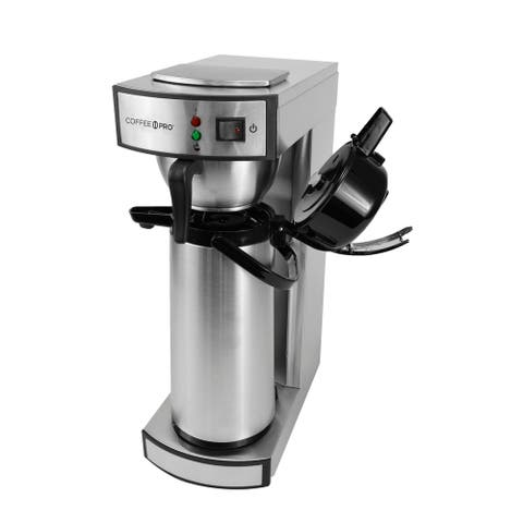 Coffee Pro CP-RLA Airpot Commercial Coffee Maker - Commercial