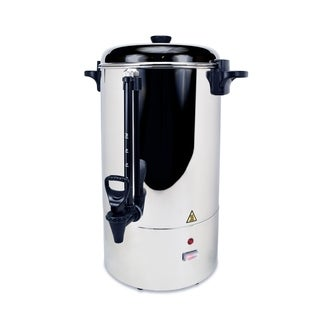 Coffee Pro CP80 Stainless Steel 80 Cup Percolating Urn