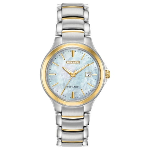 Citizen Ladies Eco-Drive Stainless Steel Watch