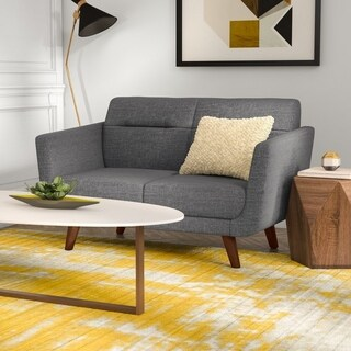 Sunday Relaxing Contemporary Loveseat