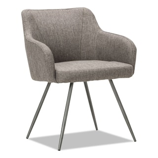 gray swivel office chair 75 vintage wooden saarinen alera captain series gray tweed guest chair buy visitor chairs online at overstockcom our best home office