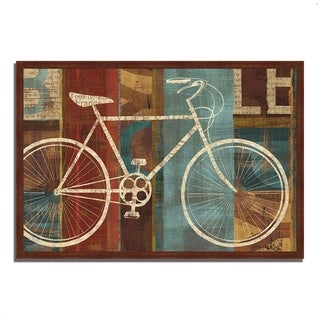 """Breaking Away"" by Michael Mullan, Framed Painting Print, Ready to Hang"