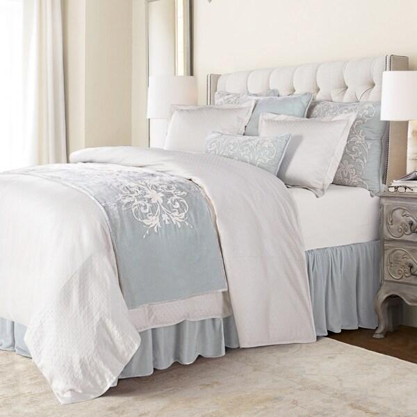 HiEnd Accents Belle 3 PC Comforter Set, Super King
