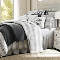 HiEnd Accents Blackberry 3 PC Comforter Set, Super King