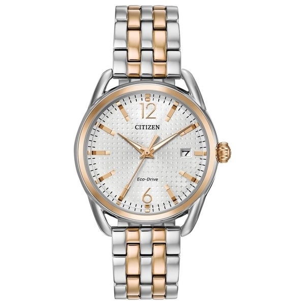 Drive from Citizen Eco-Drive FE6086-74A Ladies Stainless Steel Watch - N/A