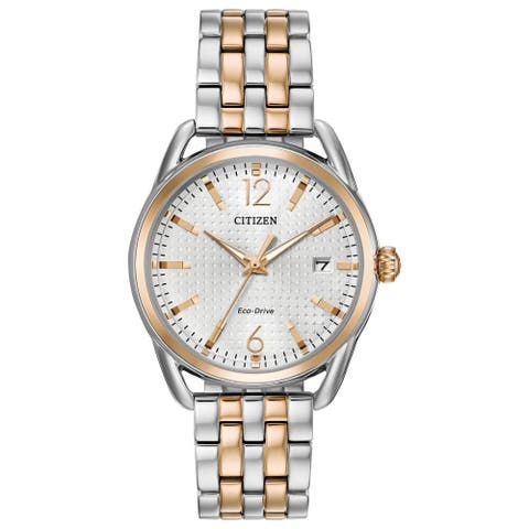 Drive from Citizen Eco-Drive FE6086-74A Ladies Stainless Steel Watch