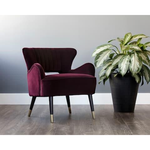 Club Hanna Fabric Chair