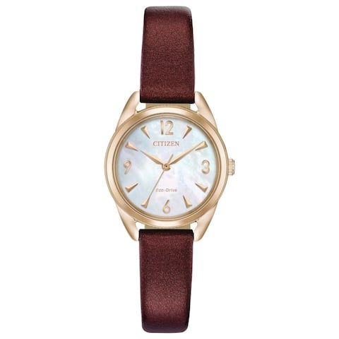 Drive from Citizen Eco-Drive EM0683-04D Ladies Strap Watch - N/A