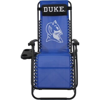 Duke Blue Devils Zero Gravity Chair
