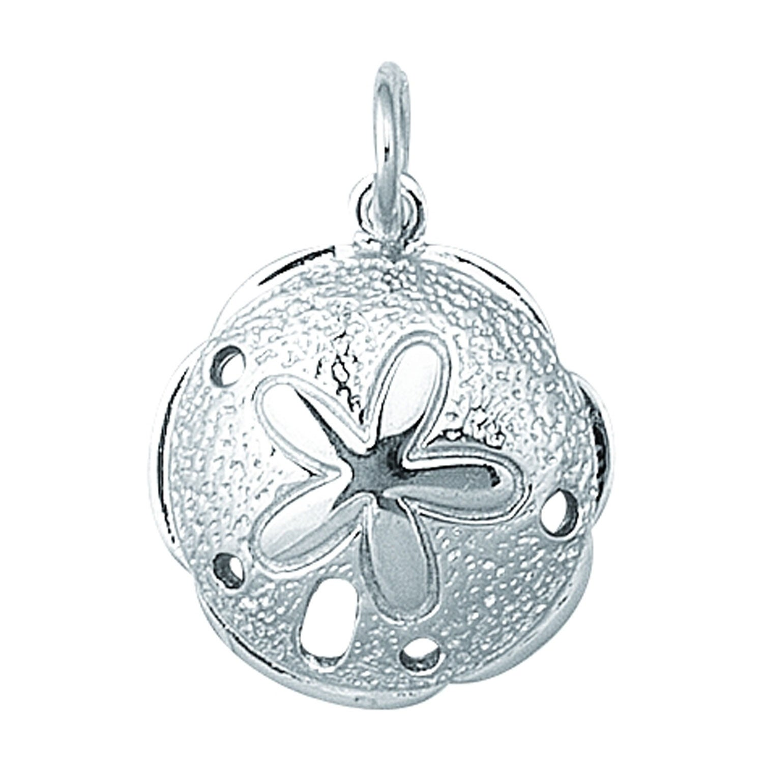 Sterling Silver Charms Sea Nautical Clip on Charm For European Bracelet