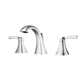 Abbie Two-Handle 8-Inch Widespread Bathroom Faucet