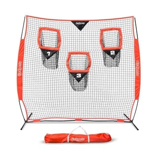 GoSports 8' x 8' Football Throwing Net